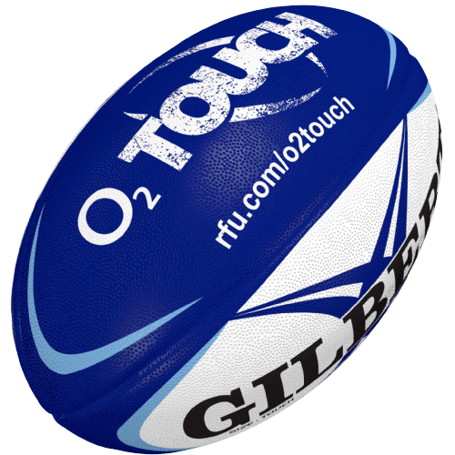 TOUCH BALL O2 - BLUE/BLUE